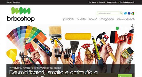 Guarda il sito MMbricoshop.it